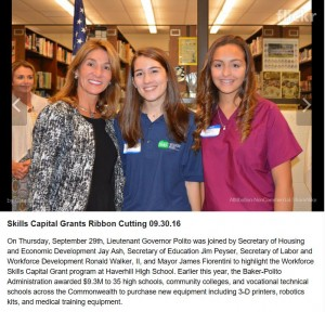 LtGov and Students