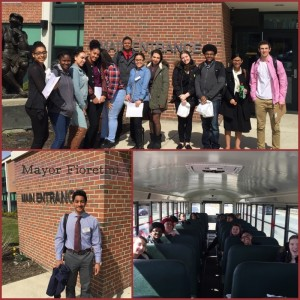HHS Job Shadow Day 3 - March 30, 2016