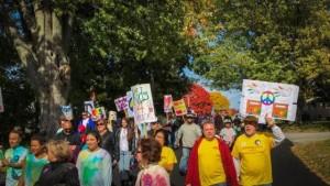 Haverhill High School Vip Program Walk For Peace